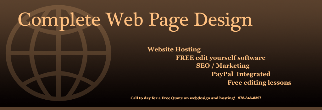 Web page design custom website design for Web page architecture
