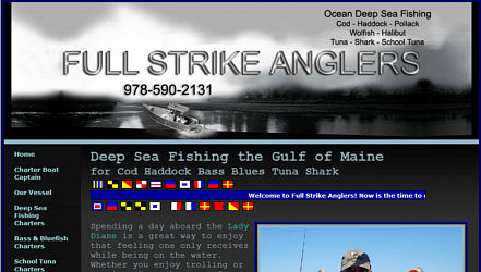 Full Strike Anglers