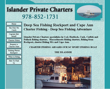 Islander Private Charters