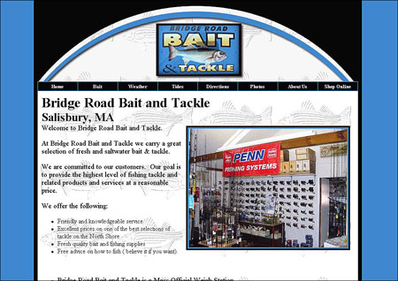 Bridge Road Bait and Tackle